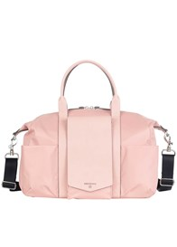 TWELVE little - Peek-a-Boo Satchel in Blush