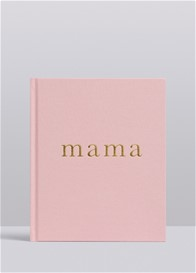 Write to Me - Mama Journal in Light Pink